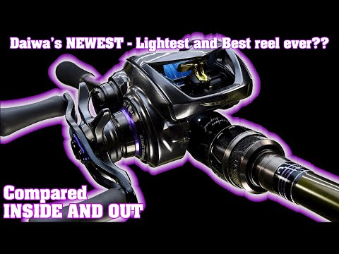 Daiwa's Best Baitcaster Ever? 2019 Daiwa Steez CT SV TW700 Vs 2017 Steez SV TW