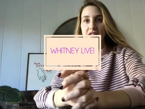 Live Q&A With Whitney Port