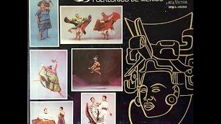 Ballet Folklorico de Mexico 1963 LP Complete