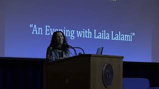 Writers Conference - An evening with Laila Lalami