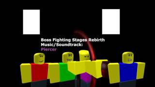 Piercer - Boss Fighting Stages Rebirth Music/Soundtracks [Roblox BFS:R Music/Soundtrack HD]