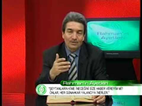 şuara Suresi Kuran Tefsiri     210-277   Ayetlerler  Prof.Dr. Şadi Eren