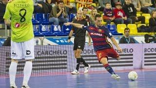 [futsal] fc barcelona lassa - elche cf v. alberola, 7-3 [cat]