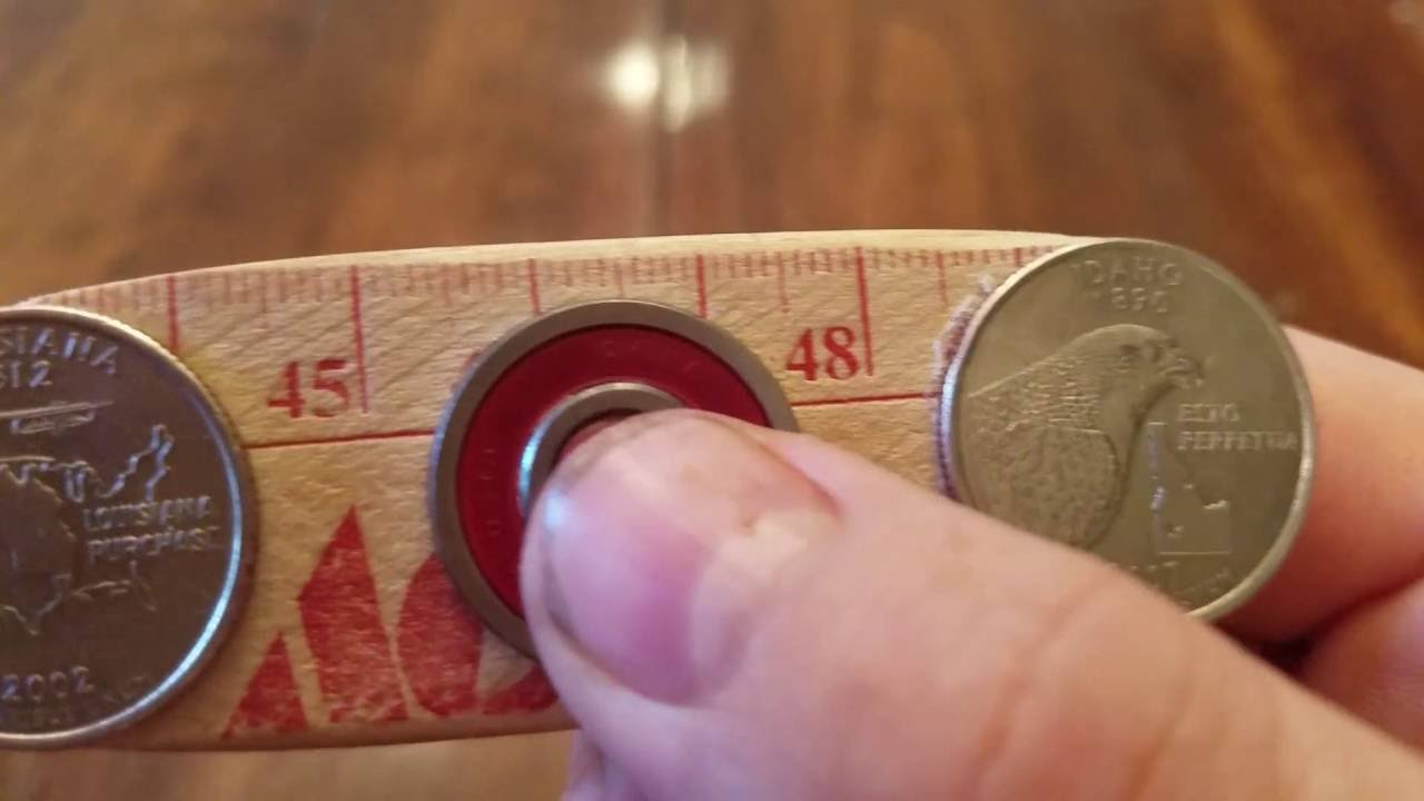 how to build a homemade fidget spinner