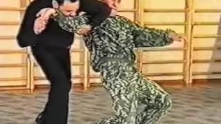 Рукопашный бой, приемы силового задержания Ч9