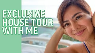 Exclusive HOUSE TOUR with Alice Dixson
