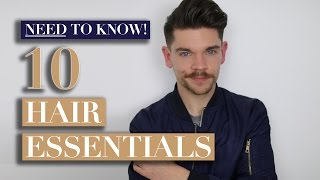 10 Hair Tips Every Guy Should Know | Men