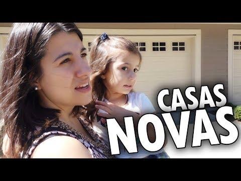 CONHECENDO TOWNHOUSES NOVAS no INTERIOR CANADENSE - OPEN HOUSE CANADÁ DIÁRIO #2