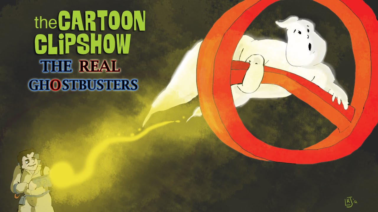 Cartoon Clipshow: 36 - The Real Ghostbusters