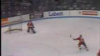 Canada - USSR, Canada Cup 1987 Final, Game 1