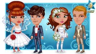 Аватария. Новые свадебные костюмы!
