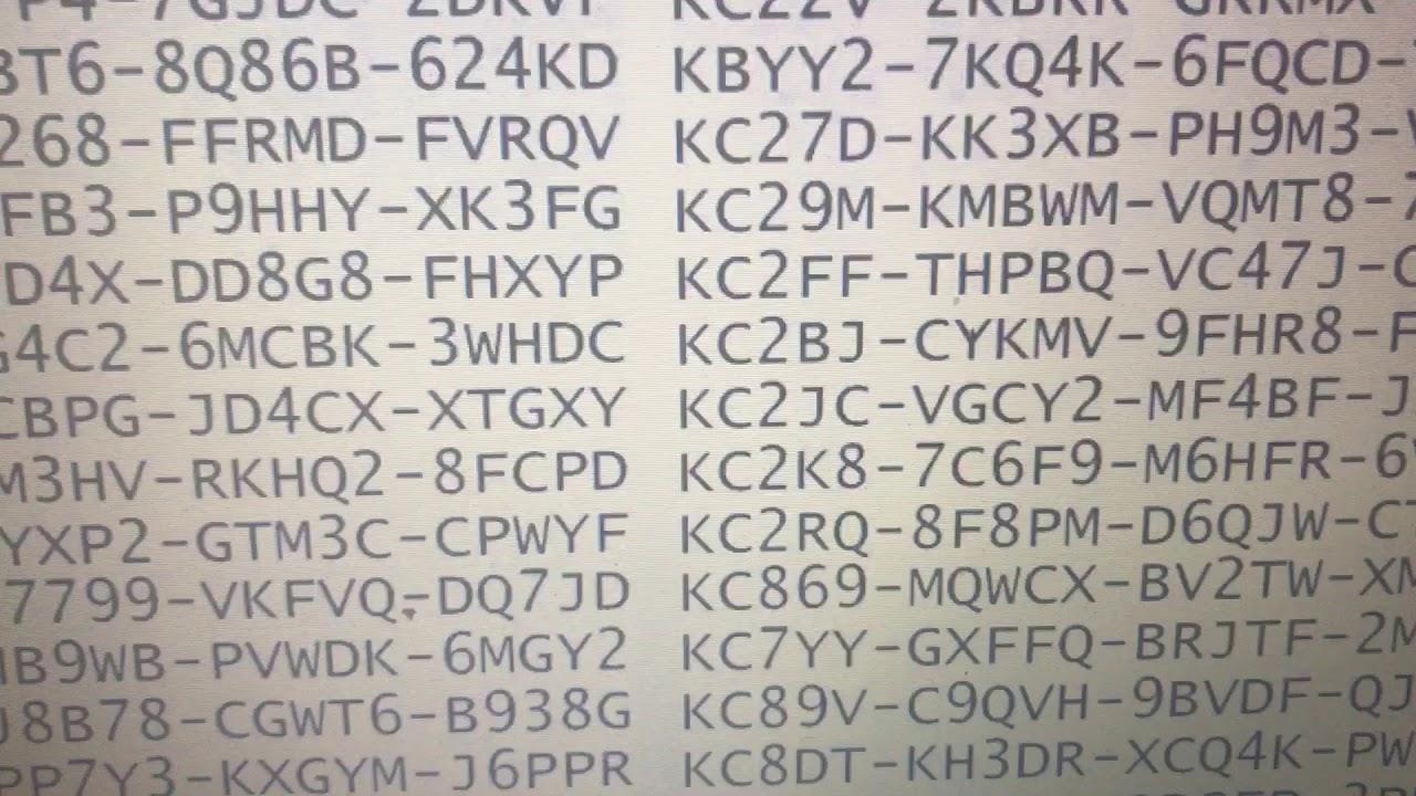 Free redeem codes - YouTube