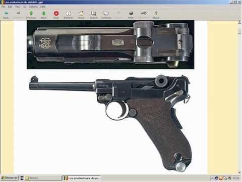 Les producteurs du pistolet Luger - HLebooks.com