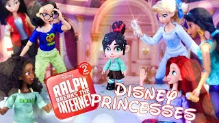 Unbox Daily: ALL NEW Ralph Breaks the Internet Disney Princess Collection