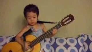 Little Korean Kid Sings Hey Jude