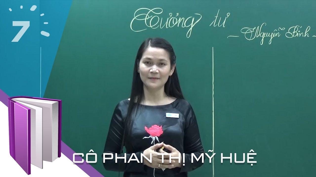 Ngữ văn 11: Tương tư của Nguyễn Bính | HỌC247