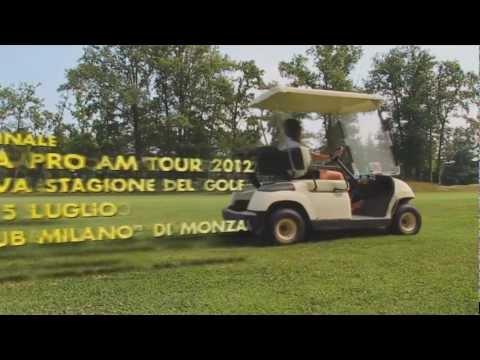 GOLF - Cristina Pro-Am Tour 2012 by Global Sports - Finale Golf Club Milano