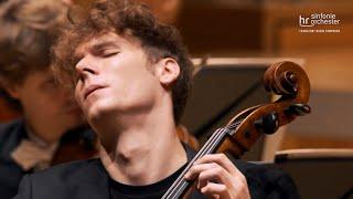 Saint-Saëns: 1. Cellokonzert ∙ hr-Sinfonieorchester ∙ Bruno Philippe ∙ Christoph Eschenbach
