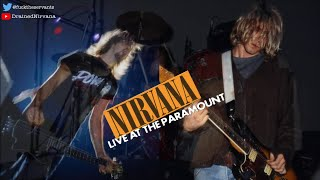Nirvana - (Live at the Paramount 1991) Paramount Theater, Seattle, WA, October 31, 1991. 720p. Setlist: 1 -- Intro / Jesus Don't Want Me For A Sunbeam 02 ...