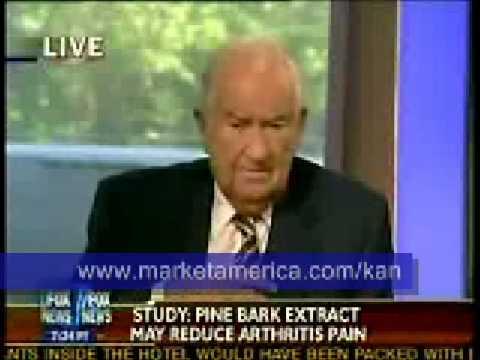 Pycnogenol Pine Bark Fox News Health Report On Arthritis Pain