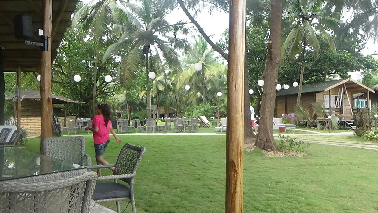 One of the Goa's Best Resort, Montego bay beach resort - Morjim Beach, Panaji, Goa - India