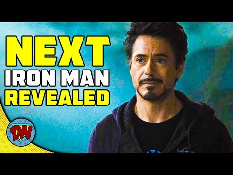 Who will be The New Iron Man After Tony Stark  Explained in Hindi