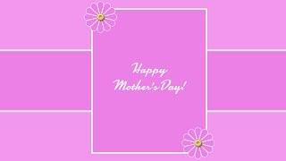 كيفية إنشاء عيد الأم البطاقة الإلكترونية في أدوبي فوتوشوب CC