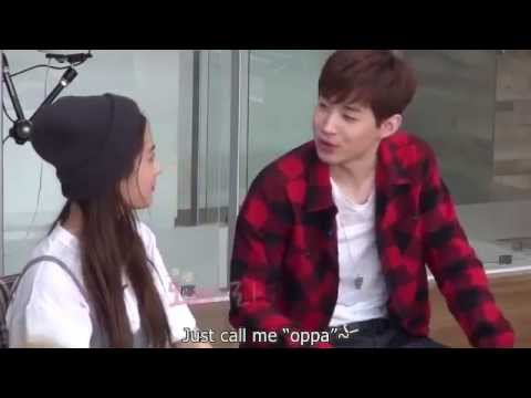 [Unreleased ENG SUBS] After School Nana and Henry cut SBS R00mmate