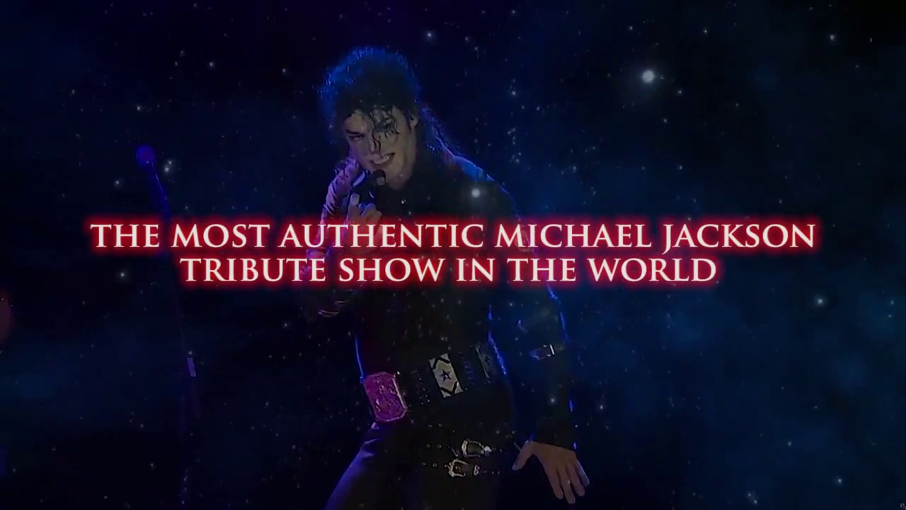 King Jackson I Am King The Michael Jackson Experience