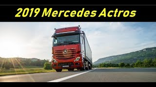 2019 Mercedes Actros Review Test Drive, Price and Specifications Released