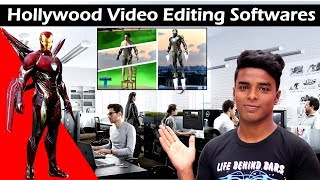 Hollywood Video Editing Softwares | Avengers | Iron Man | Black Panther
