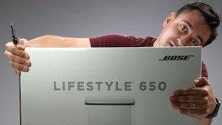 UNBOXING & REVIEW - BOSE Lifestyle 650 - Acesta era important pentru mine!