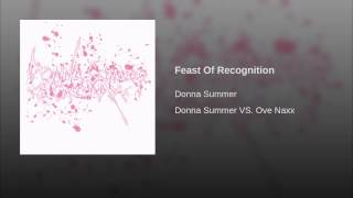 Feast Of Recognition
