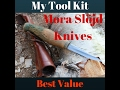 My Spoon Carving Kit - Mora Carving Knives - BEST VALUE THERE IS!