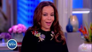 Sunny Hostin Got a Doctor Of Laws Degree From Binghamton University | The View