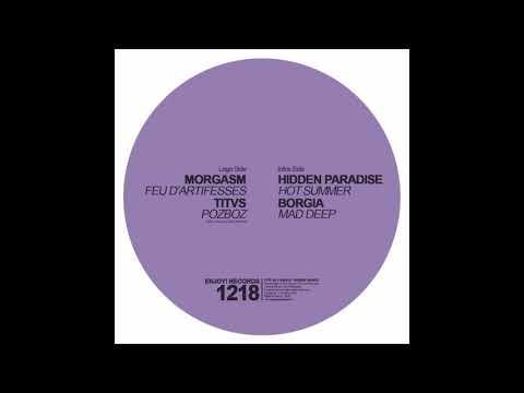 Morgasm - Feu D'Artifesses (Enjoy! 1218 - 2020)