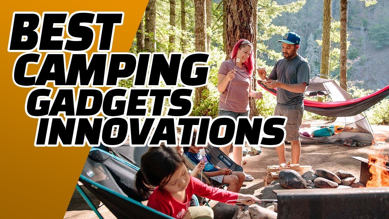 Amazing Camping Gear Essentials | Camping Gadgets & Innovation