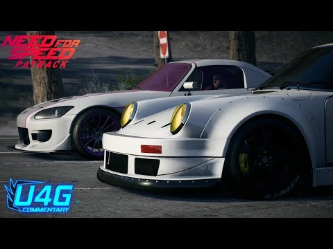 Need For Speed Payback Gameplay Part 12 Beauty VS Porsche