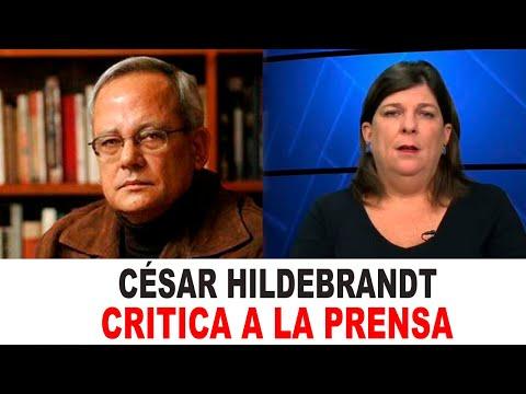 César Hildebrandt CRITICA a la prensa y habla de las próximas elecciones 2021