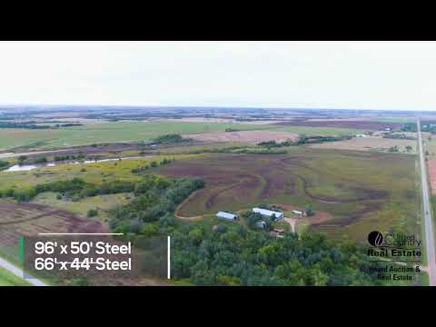 Oklahoma Farm & Hunting Land for Sale, Custer County
