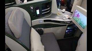 Review: EVA Business Class, 777-300ER