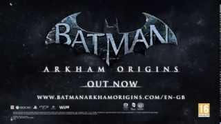 Batman  Arkham Origins Initiation DLC - Трейлер