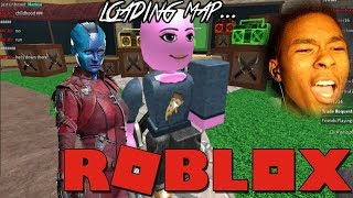 I CAN'T BREATHE!! | Roblox Funny Moments