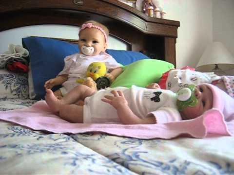 The Ashton Drake Baby Doll Lifelike Youtube