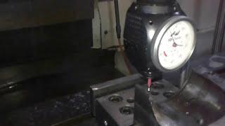 Fanuc Cnc Freze Tezgahında 3d Prob Ile Malzeme Sıfırlama
