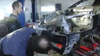 Полное восстановление Toyota Camry