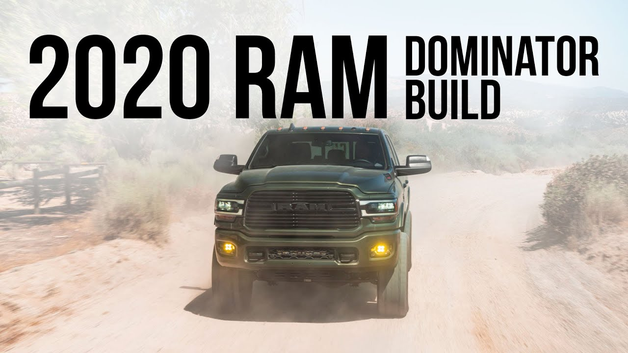 Taking Our 2020 Ram 2500 Cummins to the Next Level! Carli Suspension Dominator System Install.