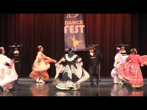 Dancing Damsels