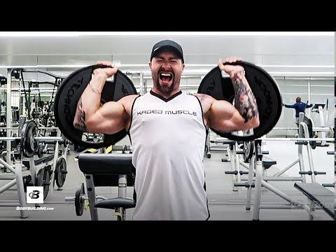 Training At The London Aquatic Center   Week 10   Kris Gethin's Man of Iron