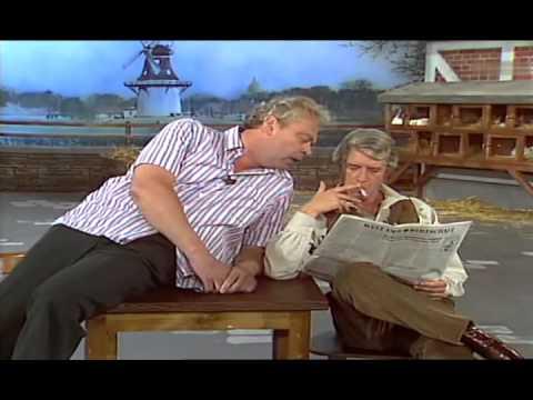 Rudi Carrell & Dirch Passer  Rauchen aufgeben 1978